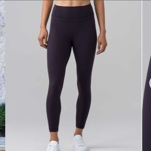 lululemon Pushing Limits 7/8 tights